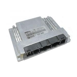 Bmw Motorsteuergerät E87 E46 E90 E60 E61 E63 E65 E53 E70 Reparatur